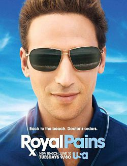 Royal Pains - Saison 06 FRENCH WEB-DL 720p