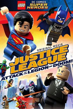 Lego DC Comics : Attack of the Legion of Doom FRENCH BDRIP 2015