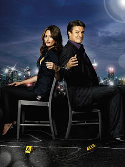 Castle - Saison 07 FRENCH