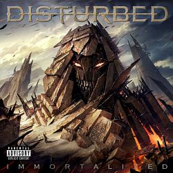 Disturbed - Immortalized (Deluxe Version) - 2015