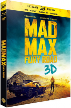 Mad Max: Fury Road - MULTi (Avec TRUEFRENCH) BluRay 1080p 3D