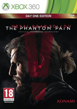 Metal Gear Solid V: The Phantom Pain - XBOX 360