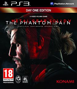 Metal Gear Solid V: The Phantom Pain - PlayStation 03