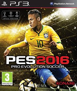 Pro Evolution Soccer 2016 - PlayStation 03