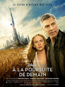 À la poursuite de demain - TRUEFRENCH HDRip MD