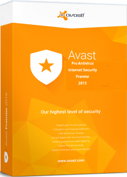 Avast! Pro Antivirus Internet Security Premier 2015 v10.4.2233.129 With Key 2018