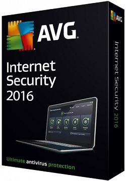 AVG Internet Security Business Edition 2016 v2016.0.7161
