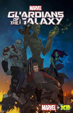 Marvel's Guardians of the Galaxy - Saison 01 VOSTFR