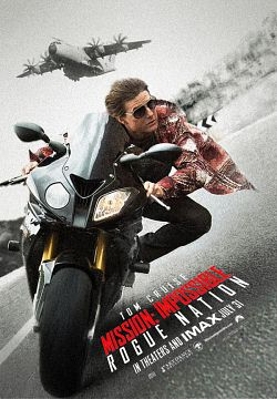 Mission: Impossible - Rogue Nation - TRUEFRENCH HDRip MD
