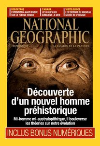 National Geographic - Octobre 2015