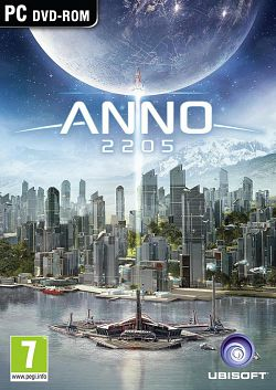 Anno 2205 - FRENCH PC DVD