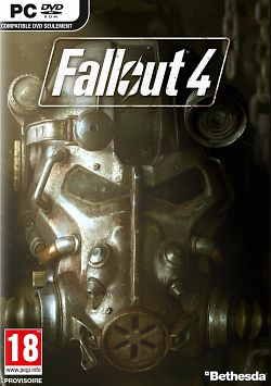 Fallout 4 - FRENCH PC DVD