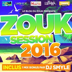 Various Artists-Zouk Session 2016