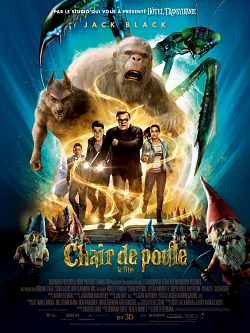 Chair de Poule - Le film - FRENCH (2016)
