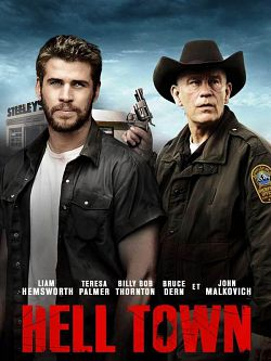 Hell Town - TRUEFRENCH  (2014)