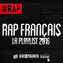 Various Artists-#Rap français 2016