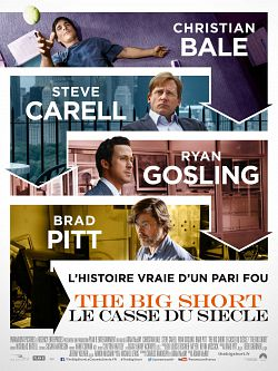 The Big Short : le Casse du siècle - VOSTFR (2015)