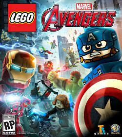 LEGO Marvel's Avengers   - PC DVD