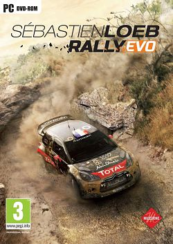 Sébastien Loeb Rally EVO - PC DVD