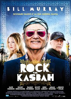 Rock The Kasbah - FRENCH (2015)