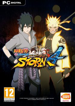 Naruto Shippuden Ultimate Ninja Storm 4 - PC