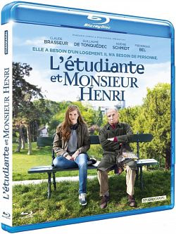 L'Etudiante et Monsieur Henri - FRENCH BluRay 1080p