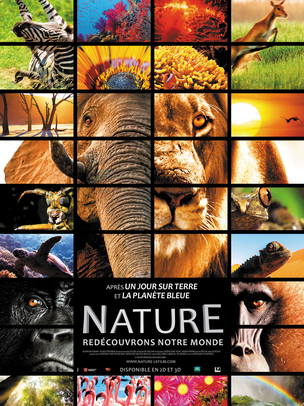 Nature - FRENCH (2014)
