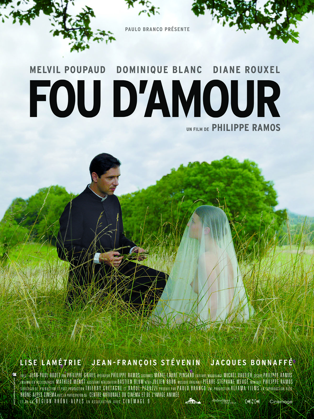 Fou d'amour - FRENCH (2015)