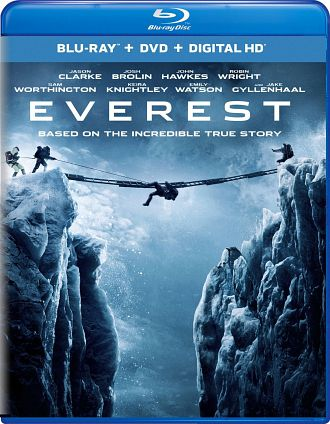 EVEREST BLUE-RAY 1080P