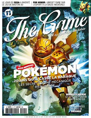 The Game N°11 - Avril/Mai 2016