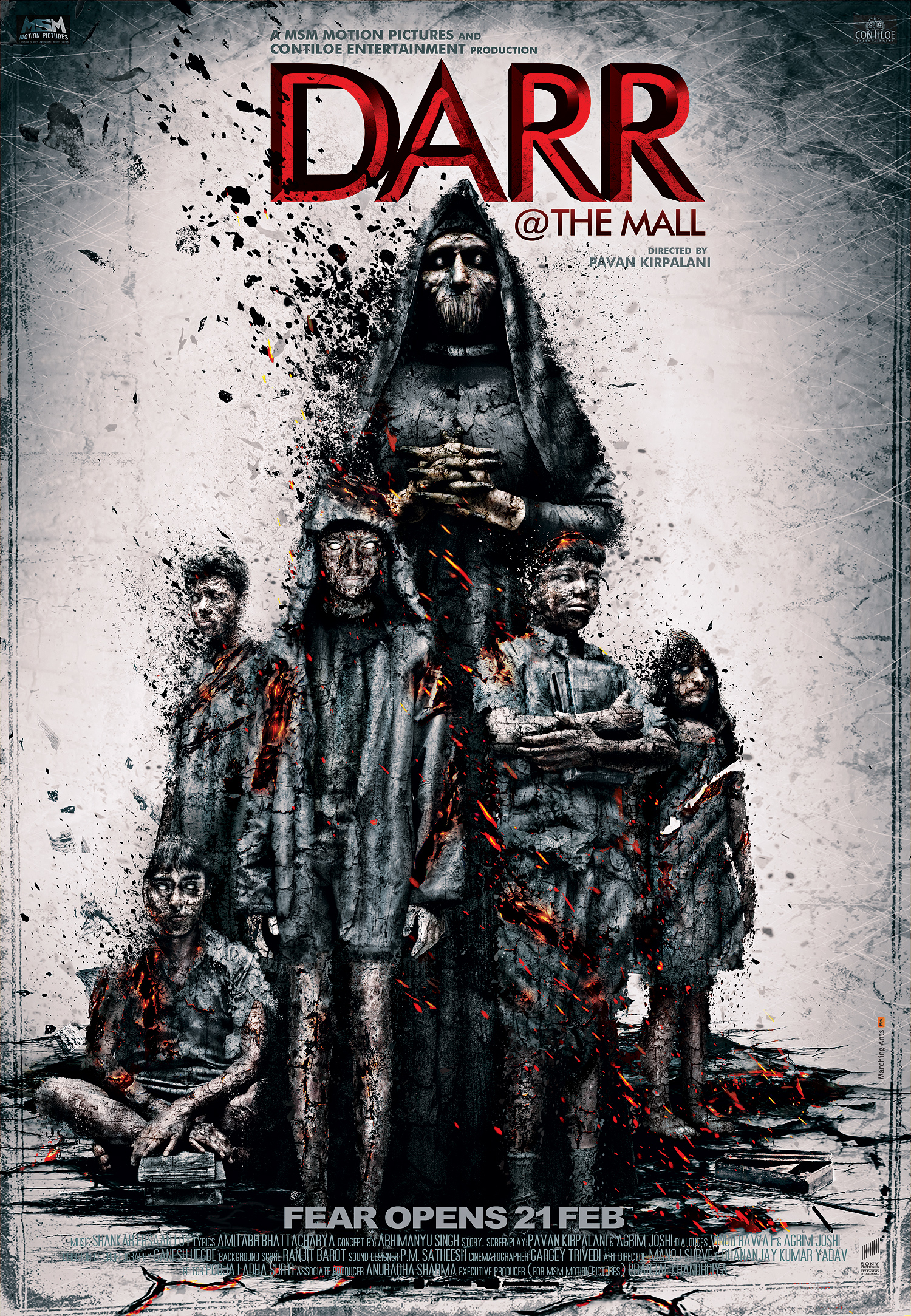 Darr @ the Mall - VOSTFR (2014)
