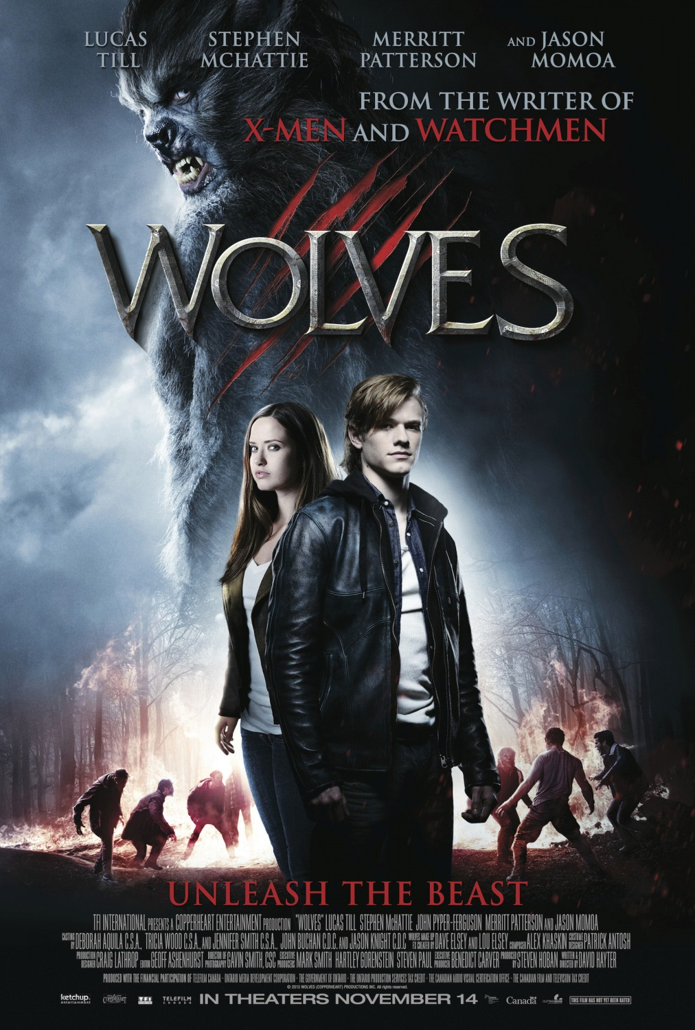 Wolves - TRUEFRENCH (2015)