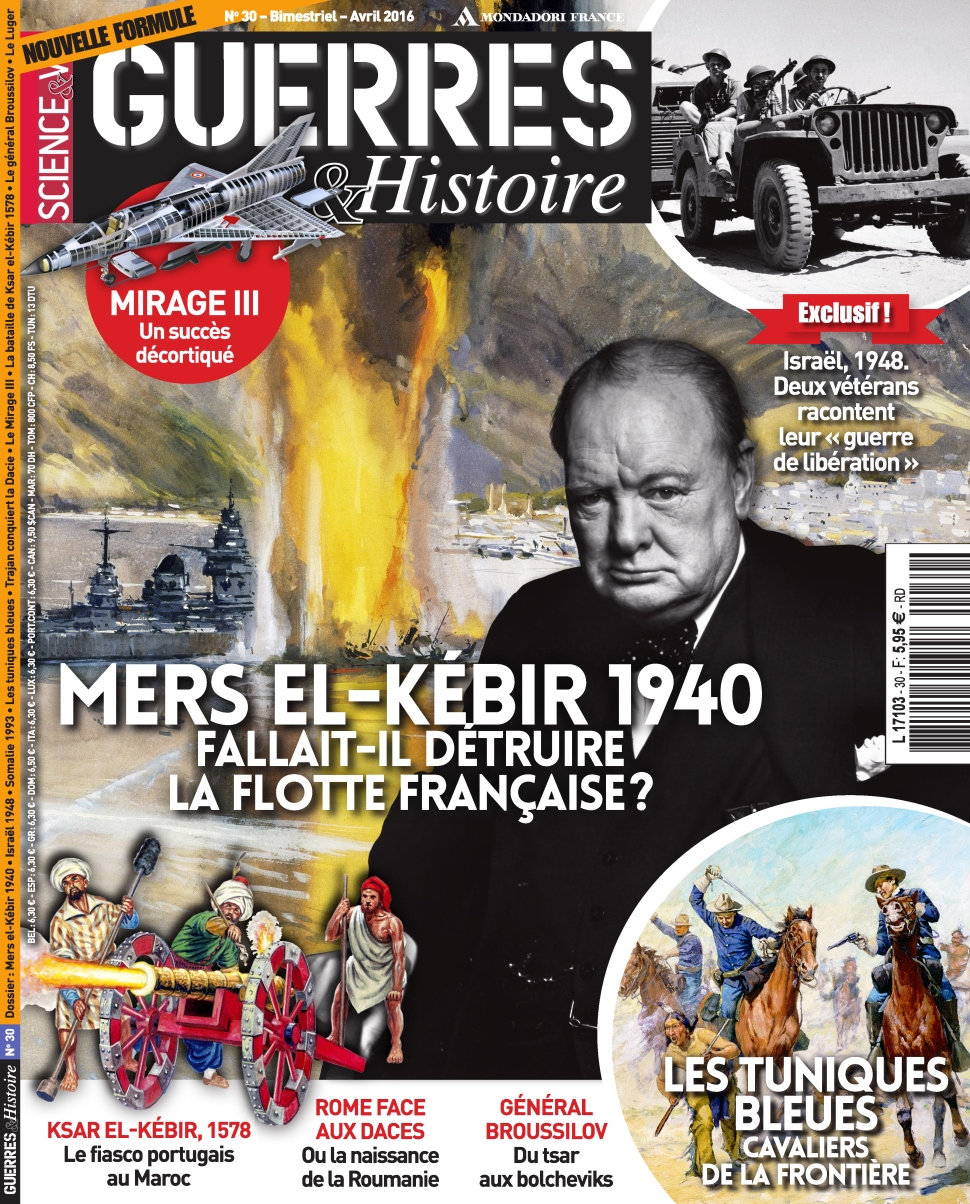Science & Vie Guerres & Histoire N°30 - Avril 2016