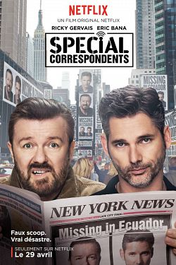 Special Correspondents - FRENCH WEBRip