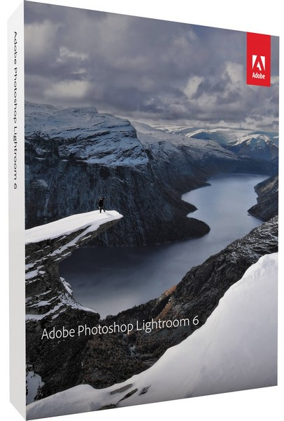 Adobe Photoshop Lightroom CC 6.8