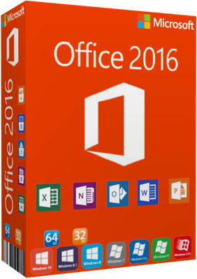 Microsoft Office Professional Plus 2016 v16.0.4432.1000 - Octobre 2016