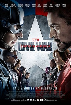 Captain America: Civil War - TRUEFRENCH CAM MD