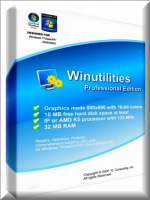 WinUtilities Professional Edition 15.46 Multilingual