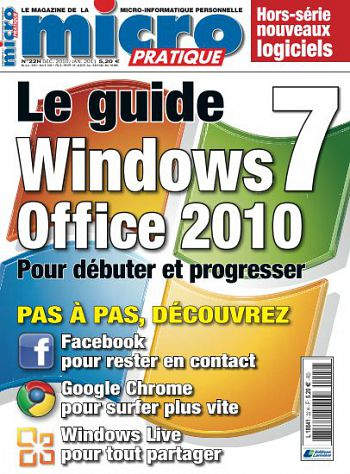 Micro Pratique Hors-Série N°22 - le guide de windows