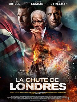 La Chute de Londres - TRUEFRENCH HDRip MD