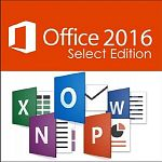 Microsoft Office Select Edition 2016 VL v16.0.4639.1000 - Avril 2018