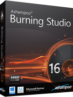 Ashampoo Burning Studio 16.0.7 Multilingual