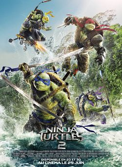 Ninja Turtles 2 - TRUEFRENCH HDTS MD