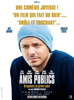 Amis publics - FRENCH (2016)