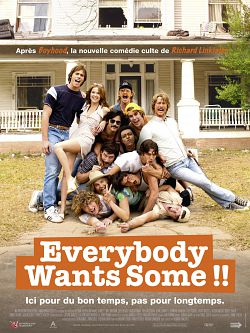 Everybody Wants Some !! - FRENCH (2016)