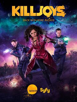 Killjoys - Saison 02 VOSTFR