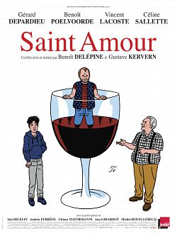 Saint Amour 2016 FRENCH BDRip