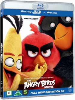 Angry Birds - Le Film - MULTi (Avec TRUEFRENCH) BluRay 1080p 3D