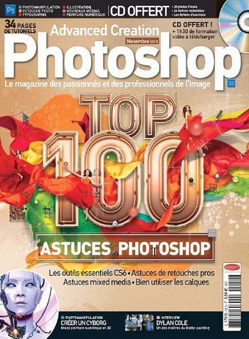 ADVANCED CREATION PHOTOSHOP MAGAZINE NO.52