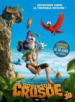 Robinson Crusoe 2016 FRENCH DVDRip
